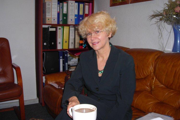 mgr Zofia Sobolewska-Mellibruda