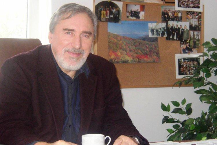 prof. Jerzy Mellibruda